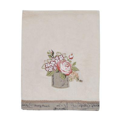 Avanti Antique Bouquet Bath Towel