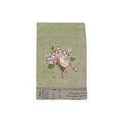 Avanti Antique Bouquet Hand Towel