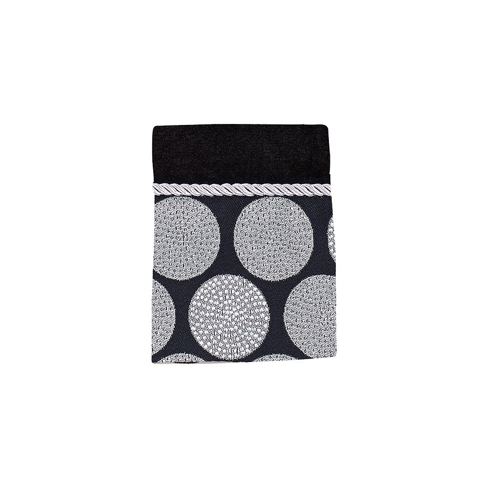 Avanti Dotted Circles Washcloth
