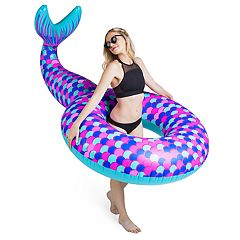 Big Mouth Inc. Mermaid Tail Pool Float