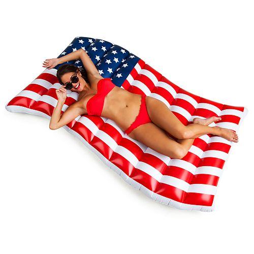 Big Mouth Inc. American Flag Pool Float
