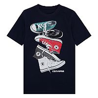 Boys 8-20 Converse Chuck Stacked Tee