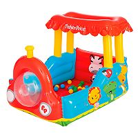Fisher-Price Train Ball Pit by Bestway