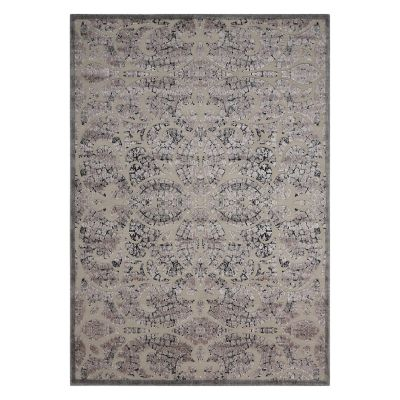 Nourison Graphic Illusions Vintage Scroll Rug