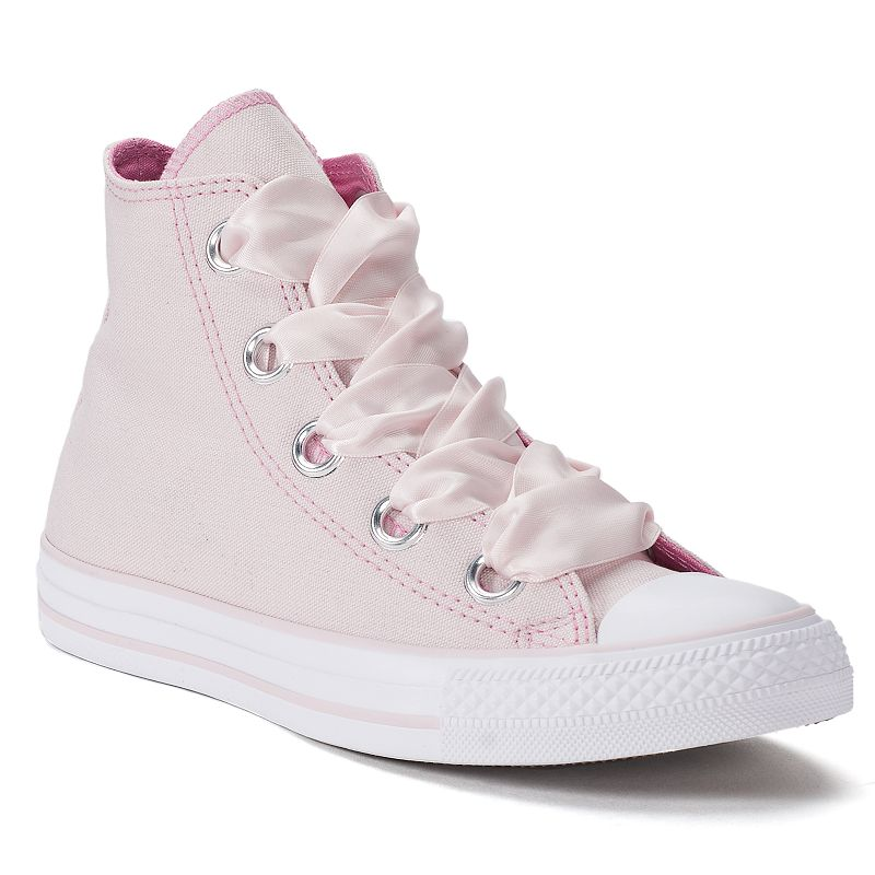 f20ad4a79a25 Women s Converse Chuck Taylor All Star Big Eyelets High Top Sneakers ...
