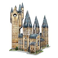Wrebbit Harry Potter Hogwarts Astronomy Tower 875-pc. 3D Puzzle