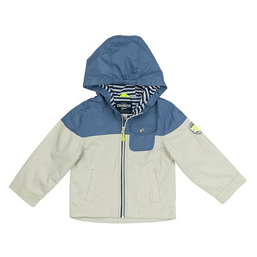 OshKosh BGosh Performance Jacket Gray-4 Toddler//Kid