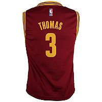 Boys 8-20 Cleveland Cavaliers Isaiah Thomas Replica Alternate Jersey