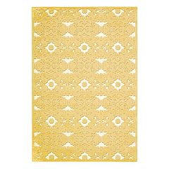 Nourison Graphic Illusions Tribal Geometric Rug