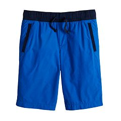 Boys 8-20 Urban Pipeline® Pull-On Flat-Front Shorts