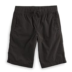 Boys 8-20 Urban Pipeline™ Pull-On Flat-Front Shorts