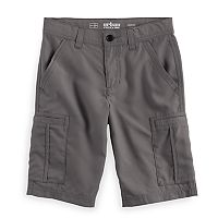 Boys 8-20 Urban Pipeline® Simple Microfiber Cargo Shorts