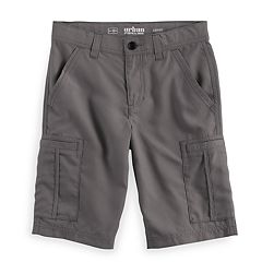 Boys 8-20 Urban Pipeline™ Microfiber Cargo Shorts