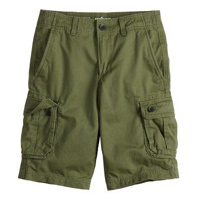 Boys 8-20 Urban Pipeline? Twill Cargo Shorts