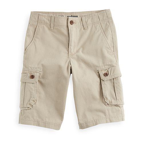 Boys 8-20 Urban Pipeline® Twill Cargo Shorts
