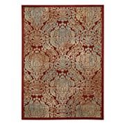 Nourison Graphic Illusions Mosaic Rug