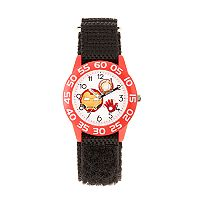 Marvel Iron Man Emoji Kids' Time Teacher Watch