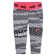 Toddler Girl Nike Geometric Dri-FIT Capris