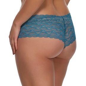 Women's Jezebel Bette Lace Cheeky Tanga Panty 725046