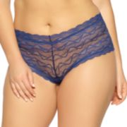 Women's Jezebel Bette Lace Cheeky Tanga Panty 725046