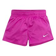 Toddler Girl Nike Mesh Shorts