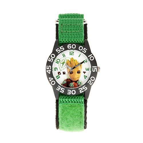 Marvel Guardians of the Galaxy Vol. 2 Groot Kids' Time Teacher Watch