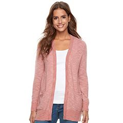 Women's SONOMA Goods for Life™ Slubbed Cardigan