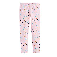 Girls 4-10 Jumping Beans® Printed Leggings