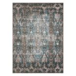 Nourison Karma Distressed Ornate Rug