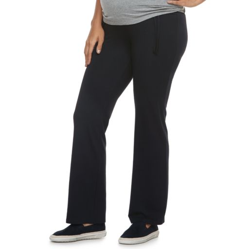 Maternity a:glow Mid Belly Panel Lounge Pants
