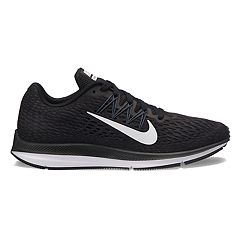 b3c690cb21 Nike Air Zoom Winflo 5 Men's Running Shoes. Gray Black Black White  Anthracite