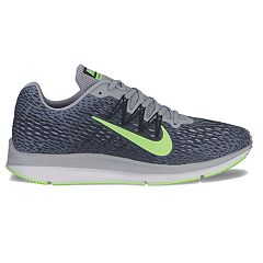 reputable site a5fe9 2fdc6 Nike Air Zoom Winflo 5 Men s Running Shoes. Gray Black Black White ...