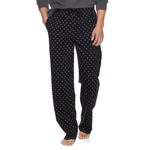 Men's Croft & Barrow® True Comfort Knit Sleep Pants by Croft & Barrow