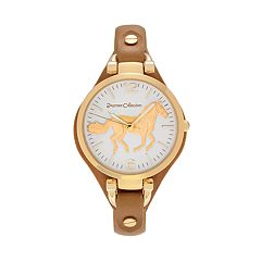Journee Collection Women's Horse Watch