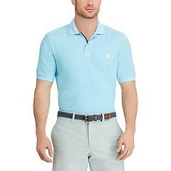 Men's Chaps Classic-Fit Birdseye Polo