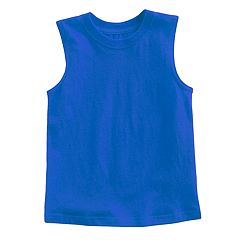 Toddler Boy Jumping Beans® Solid Muscle Tee