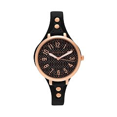 Journee Collection Women's Geometric Watch