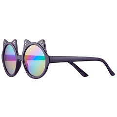 Girls 5-12 Elli By Capelli Plastic Cateye Sunglasses