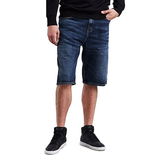 Big & Tall Levi's® 569™ Straight-Leg Shorts