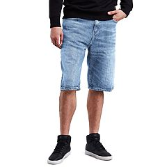 Big & Tall Levi's® 569™ Straight-Leg Shorts