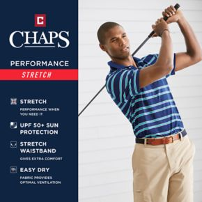 Men's Chaps Performance Cargo Golf Shorts