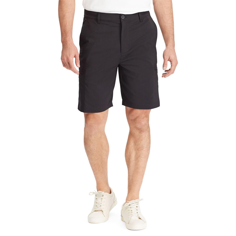 Men\u0027s Chaps Performance Cargo Golf Shorts
