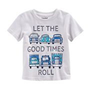 Toddler Boy Jumping Beans® Trucks 'Let The Good Times Roll' Graphic Tee