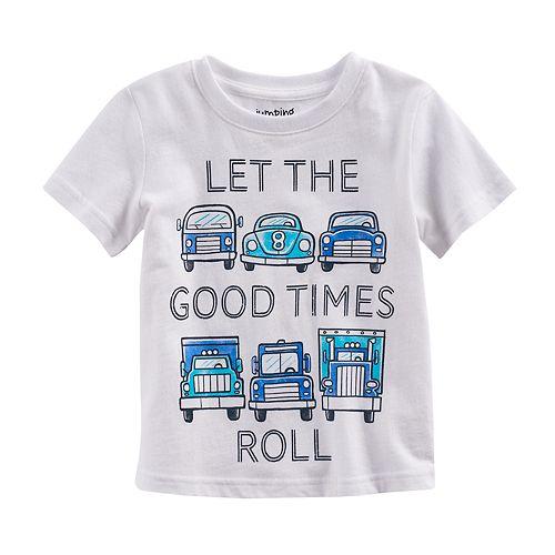 523dd44f Toddler Boy Jumping Beans® Trucks