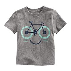 Toddler Boy Jumping Beans® Bike 'Smiles for Miles' Graphic Tee