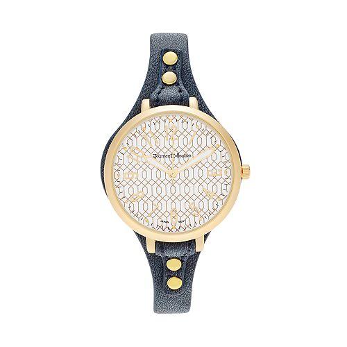 Journee Collection Women's Geometric Watch