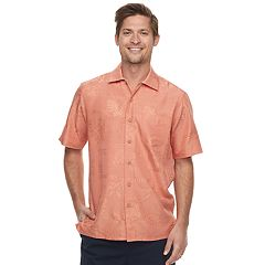 Men's Batik Bay Regular-Fit Soft Touch Woven Button-Down Shirt
