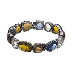 Simply Vera Vera Wang Geometric Stretch Bracelet
