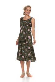 Women's Croft & Barrow® Smocked Tank Dress