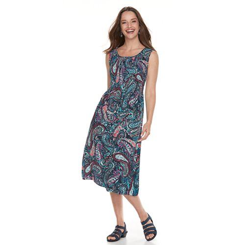 323698e336f Women s Croft   Barrow® Smocked Tank Dress